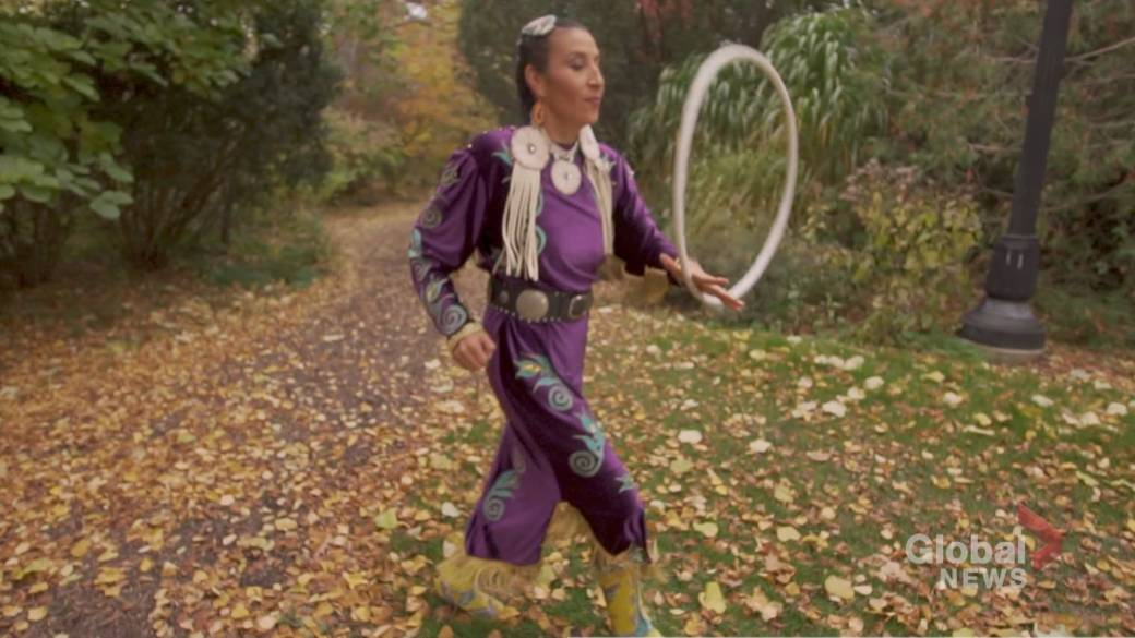 Inspirational Indigenous individuals part 2: World champion hoop dancer Lisa Odjig