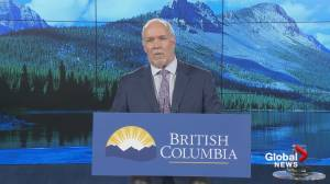 B.C. will defer old-growth forestry in Fairy Creek and Central Walbran Valley for 2 years (04:22)