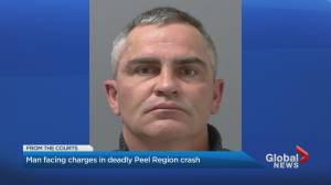 Orangeville man appears in court on impaired driving charges (02:15)