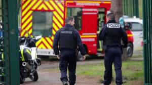 French police kill suspect after fatal stabbing in Paris suburb