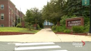 St. Thomas University to help international students who need to quarantine (01:45)