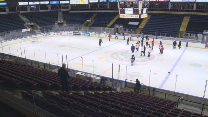 Click to play video: Junior hockey: Kelowna Rockets set to kick off WHL's B.C. Division season at home