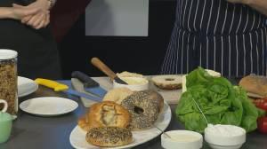 The art of the breakfast bagel with June's Delicatessen