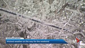 GTA expecting significant weekend storm
