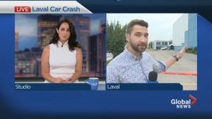 Laval Car Crash (00:54)