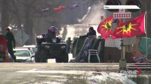 Saskatoon Wet'suwet'en solidarity camp taken down