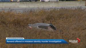 Reward offered in Highway 410 mistaken identity murder investigation