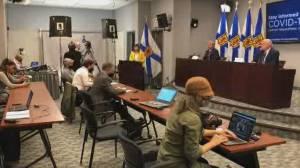 All Nova Scotia public servants must get COVID-19 vaccination by Nov. 30 (01:59)