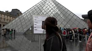 COVID-19: Louvre museum in France closes for 2nd day amid virus concerns