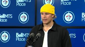 RAW: Winnipeg Jets Patrik Laine – Sept. 30