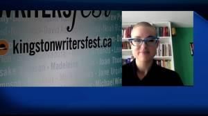 Global News Morning previews 2021 Kingston Writers Fest (05:46)