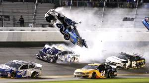 Ryan Newman in serious condition after scary final lap crash at Daytona 500
