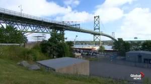 Man Dies After Falling off Macdonald Bridge
