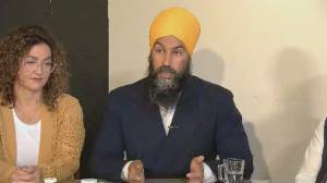 Federal Election 2019: Jagmeet Singh announces assistance for small businesses with dental care, pharmacare