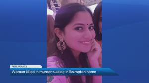 Woman killed in murder-suicide in Brampton home, Peel police say