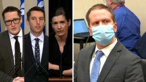 Quebec politicians react to Derek Chauvin conviction in the US (02:12)
