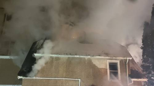 Crews battle two-alarm fire at abandoned home near Alberta legislature | Watch News Videos Online