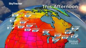 Winnipeg weather outlook: July 27 (01:34)