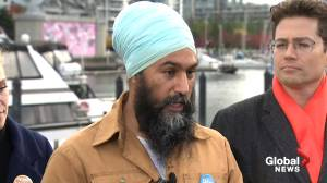 Federal Election 2019: Singh clarifies NDP views on NAFTA negotiations, pushes for labour protections
