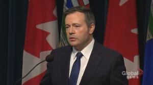 'Terrible day for Alberta': Premier Kenney responds to Iran plane crash