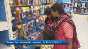 How to avoid overspending for back-to-school