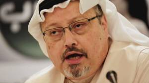 Saudi court sentences 5 to death for Khasshogi murder (02:06)