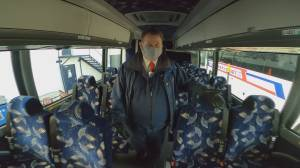 B.C. charter bus company decimated by loss of tourism (02:12)