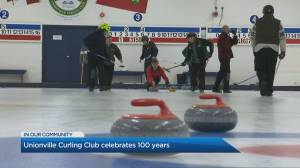 Unionville Curling Club celebrates 100 years
