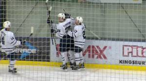 HIGHLIGHTS: MJHL Swan Valley vs Dauphin – Sept. 30