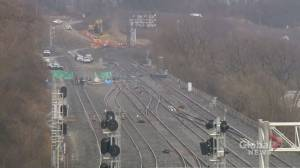 GO trains cancelled between Niagara Falls, Aldershot stations due to rail blockade (02:56)