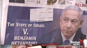 Israelis react as Netanyahu vows to fight corruption charges