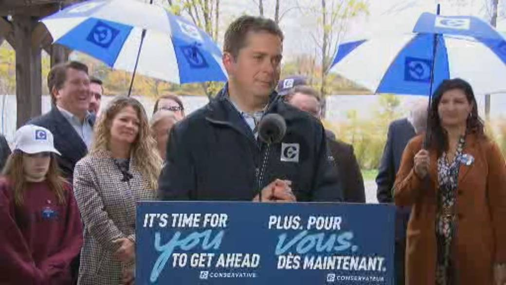 Scheer says national energy corridor will help unite Canadians