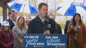 Scheer makes more claims about what a Liberal-NDP coalition could do