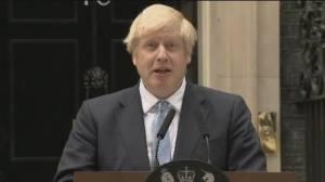 Britain's Boris Johnson refuses to delay Brexit