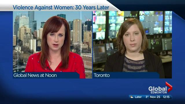 Click to play video 'Broken: Global News series on Canada's ongoing failure to end violence against women'