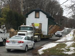 New location found for 'Rose Cottage' in Port Hope