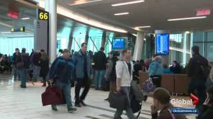 Tourism services grow at Edmonton International Airport