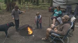 Camping safety: the dangers of carbon monoxide