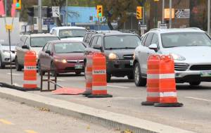City says rain, snow won't stop road construction projects