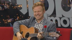 Singer-songwriter Martin Kerr talks about upcoming performance with Edmonton Symphony Orchestra