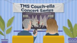 TMS Couch-ella: Canadian singer-songwriter Kris Barclay performs '360'