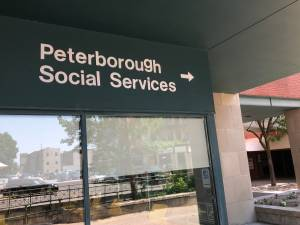 Layoffs coming to Social Services in Peterborough (02:09)