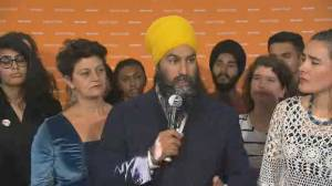 Federal Election 2019: Jagmeet Singh says NDP will lift interest on student loans if elected