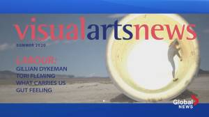 Visual Arts Abstract with Christopher Webb July 23 (05:57)
