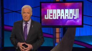 Alex Trebek helps to raise awareness for World Pancreatic Cancer Day