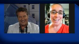 Global News Morning chats with mental performance consultant Lucy Ho (06:34)
