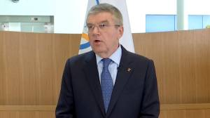 Coronavirus outbreak: IOC President says its 'full steam' ahead for 2020 Olympics