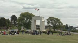 B.C. government closing popular Peace Arch Park at Canada-U.S. border