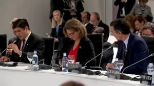 Political leaders at U.N. Climate Change Conference: 'Choose hope over surrender' (01:47)