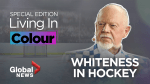 The whiteness and privilege of hockey